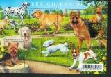 miniature France 4546 4548 F faune chiens 2011 neuf ** luxe MNH sin charnela prix de la poste 2.78