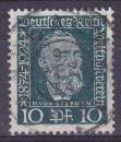 miniature ALLEMAGNE REICH 1924 oblitéré N° 359