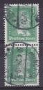 miniature ALLEMAGNE REICH 1926 oblitéré N° 380 paire