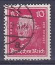miniature ALLEMAGNE REICH 1926 oblitéré N° 382