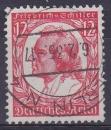 miniature ALLEMAGNE REICH 1934 oblitéré N° 523