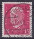 miniature ALLEMAGNE REICH 1928 oblitéré N° 405