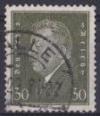 miniature ALLEMAGNE REICH 1928 oblitéré N° 408