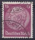 miniature ALLEMAGNE REICH 1933 oblitéré N° 495