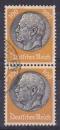 miniature ALLEMAGNE REICH 1933 oblitéré N° 498 paire