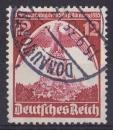 miniature ALLEMAGNE REICH 1935 oblitéré N° 546