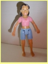 miniature Figurine La soeur LILO / Mc Donalds DISNEY / 2002