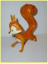 miniature Figurine Ecureuil / Mc Donalds DISNEY / 2001