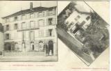 miniature Cpa 52 Bourbonne-Les-Bains , grand hôtel des bains
