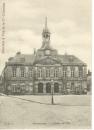 miniature Cpa 52 Chaumont , l'Hôtel de ville ( publicité chocolat c°ie coloniale )