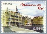 miniature France 4073 4076 Bruxelles du bf 111 2007 neufs **TB MNH sin charnela prix de la poste 2.16