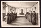 miniature France Cpsm  Rennes Noviciat Franciscain Le Benedicite