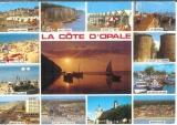 miniature Carte 62 Pas-de-Calais , multivues