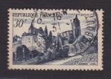 miniature France 1951   Y& T n° 905 Vue d'Arbois