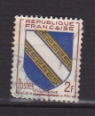 miniature France 1953  Y& T n° 953 Armoiries Champagne