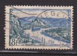 miniature France 1954  Y& T n° 977 Le Chateau Gaillard