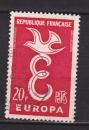 miniature France 1958  Y& T n° 1173 Europa