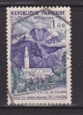 miniature France 1960  Y& T n° 1241 Eglise de Cilaos