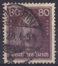 miniature ALLEMAGNE REICH 1926 oblitéré N° 389