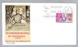 miniature Espagne España FDC Primer dia 1970 - XIV Congreso mundial de sastreria (congres tailleur couturier)