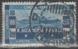 miniature Italie 1931 - Academie Navale 1,25 L.