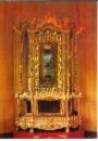 miniature cp Bruxelles - Belgique , exposition - 1901-1909 autel Taoïste  pavillon chinois , le grand salon