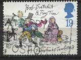 miniature Grande-Bretagne 1993 - Unificato N° 1722