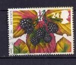 miniature Grande-Bretagne 1993 - Unificato N° 1691 - Saisons, automne