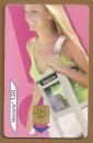 Télécarte - Phone card - F 1323 H - 07/04 - Gem 2 - 120 u - Cabine bagage femme 1.