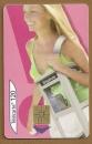 Télécarte - Phone card - F 1337 B - 12/04 - Gem 1 - 120 u - Cabine femme 2.