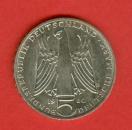 miniature RFA -  5 Mark - Von Der Vogelwelde - 1980