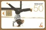 Télécarte - Phone card - F 1355 E - 01/07 - Gem 1 - 50 u - Danse 1.