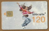Télécarte - Phone card - F 1363 E - 09/08 - Gem 1 - 120 u - Danse 7.