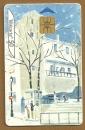 Télécarte - Phone card - F 1316 - 12/03 - Gem 2 - 50 u - La ville 4 - L'hiver .