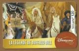 Télécarte - Phone card - F 1297 - 08/03 - So 3 - 120 u - Disneyland - Buffalo Bill .