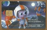 Télécarte - Phone card - F 1257 B - 03/03 - Sa 1 - 50 u - Les moments critiques 1.
