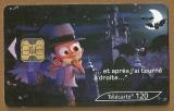 Télécarte - Phone card - F 1259 D - 04/03 - Ob 2 - 120 u - Les moments critiques 2.