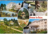 miniature cpsm 01 Divonne les Bains , multivues , station de repos de l'homme moderne !!!