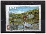 miniature Saint Pierre et Miquelon 811 tableau anse à Rodrigue poste neuf ** TB MNH SIN charnel