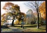 miniature Canada Carte Postale Cpm Quebec Couleurs d' Automne au Parc Montmorency circulé