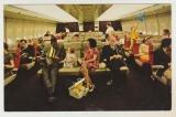 miniature cpm 9x14  Pan  Am's New 747