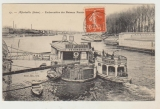 miniature  Cpa 94 Alfortville  Embarcadère des Bateaux Parisiens