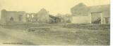 miniature cpa 54 Gellenoncourt ,  ww1 , cour de la grande ferme