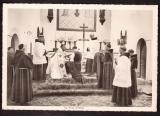 miniature France Carte Postale  Cpsm Rennes Noviciat Franciscain La Prise d' Habit non circulé