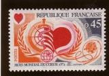 Année 1971 : Y. &  T. N° 1711 **
