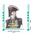 BERNADOTTE (1763/1844) Roi de SUEDE & de NORVEGE / mon timbre à moi