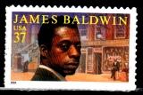 miniature USA 3571 James Baldwin, écrivain