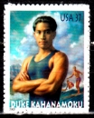 miniature USA 3373 Duke Kahanamoku