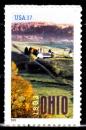 miniature  USA 3465 Bicentenaire de l'Etat de l'Ohio