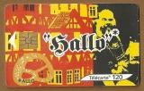 Télécarte - Phone card - F 1203 A - 03/02 - Gem 2 - 120u - Parlez vous Européen - Allemagne Autriche